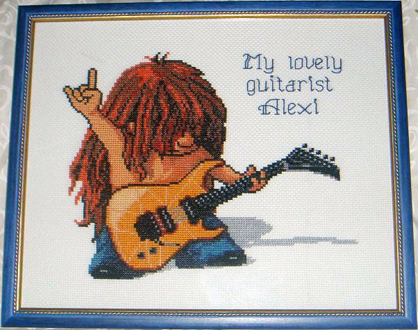 Гитарист номер 6