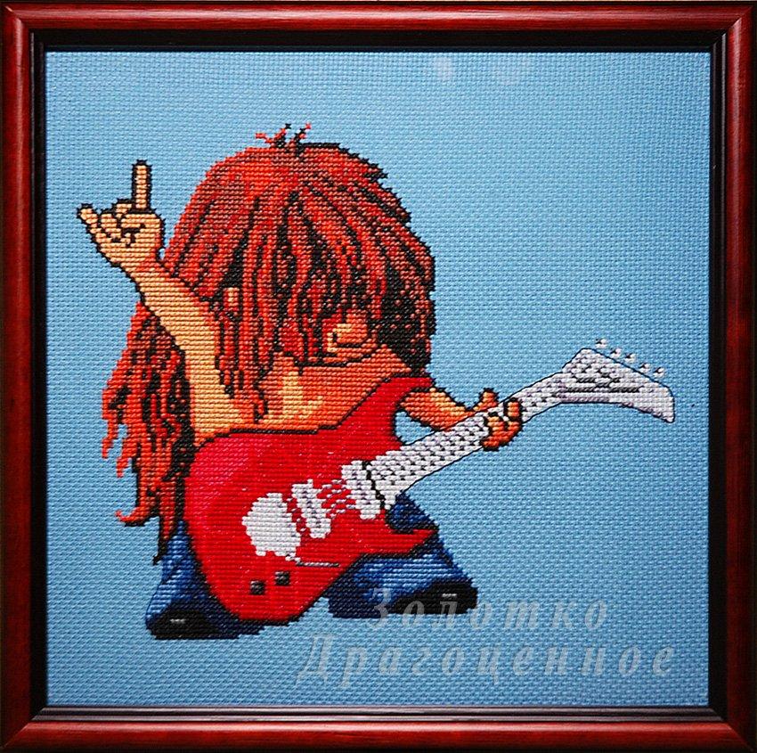 Гитарист номер 4