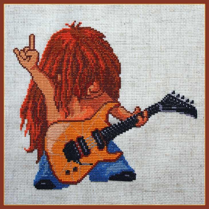 Гитарист номер 1